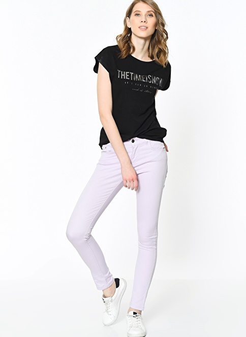 Lee Cooper Pantolon | Amy - Skinny Lila